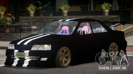 Toyota Chaser RS para GTA 4