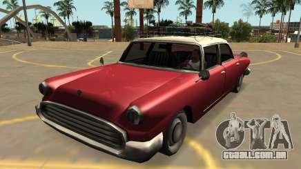 Benfeitor Glendale Com Emblemas E Extras para GTA San Andreas