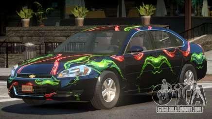 Chevrolet Impala LS V1.0 PJ4 para GTA 4