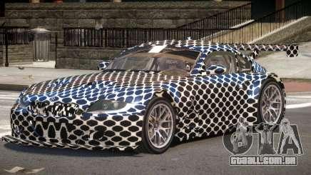 BMW Z4M GT Sport PJ3 para GTA 4
