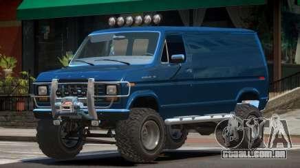 Ford Econoline Off Road para GTA 4