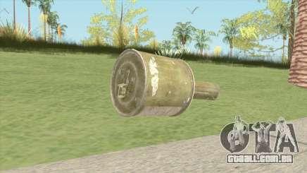 RPG-40 (Fog Of War) para GTA San Andreas