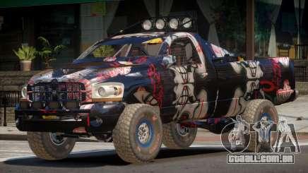 Dodge Power Wagon RS PJ3 para GTA 4
