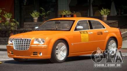 Chrysler 300C Taxi V1.0 para GTA 4