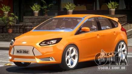Ford Focus 3 V1.0 para GTA 4