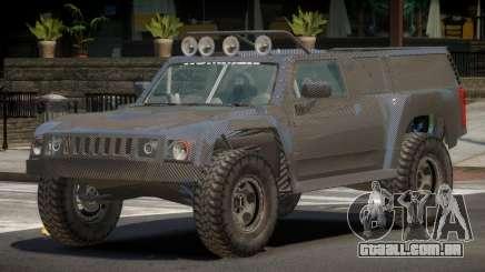 Hummer H3 Edit PJ3 para GTA 4