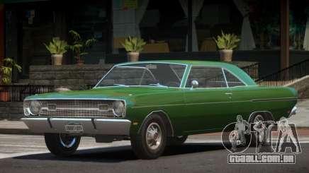 1970 Dodge Dart V1.0 para GTA 4