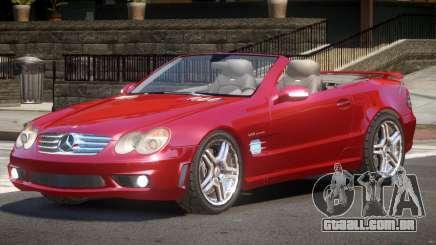 Mercedes Benz SL65 V1.1 para GTA 4