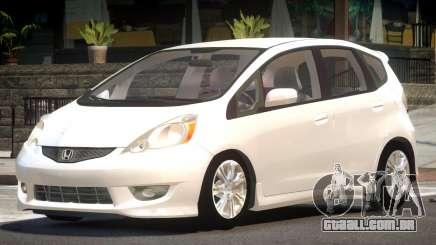 Honda Fit V1.0 para GTA 4
