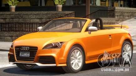 Audi TT Spyder para GTA 4