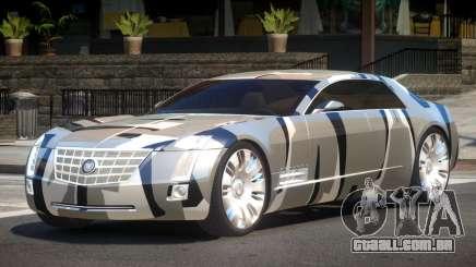 Cadillac Sixteen V1.2 PJ4 para GTA 4