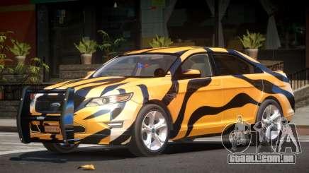 Ford Taurus Spec A PJ5 para GTA 4