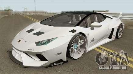 Lamborghini Huracan LP610-4 (LB Silhouette) para GTA San Andreas