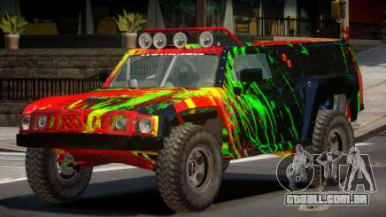 Hummer H3 Edit PJ4 para GTA 4