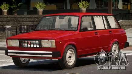 VAZ 2104 UL para GTA 4