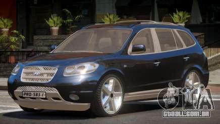 Hyundai Santa Fe V1.2 para GTA 4