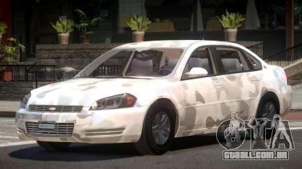 Chevrolet Impala RS PJ1 para GTA 4