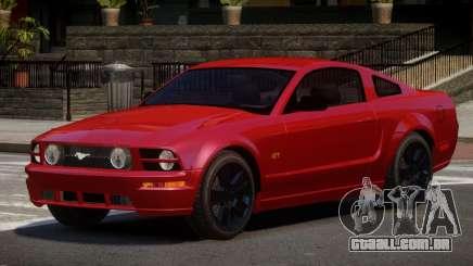 Ford Mustang GT S-Edit para GTA 4