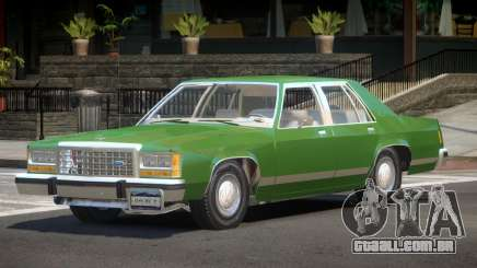 1980 Ford Crown Victoria para GTA 4