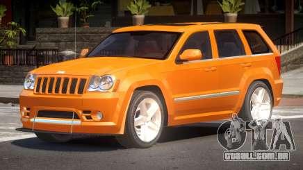 Jeep Grand Cherokee R-Tuning para GTA 4