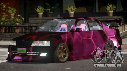 Toyota Chaser RS PJ3 para GTA 4
