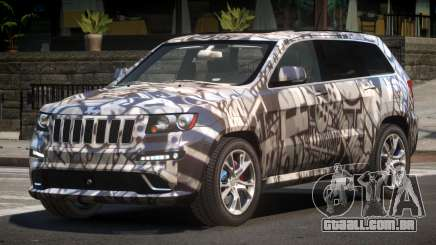 Jeep Grand Cherokee ST PJ1 para GTA 4