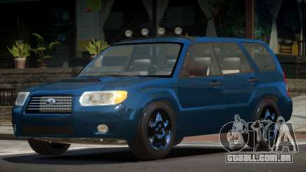 Subaru Forester RS para GTA 4
