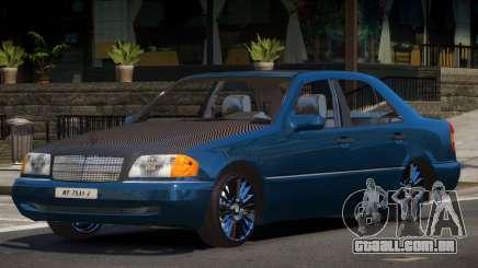 Mercedes C220 V1.0 para GTA 4