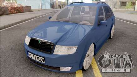 Skoda Fabia Combi Air Ride para GTA San Andreas