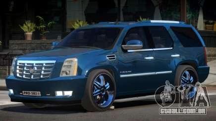 Cadillac Escalade (Alfa) para GTA 4