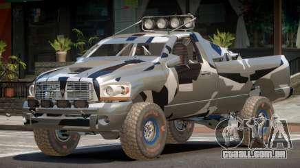 Dodge Power Wagon RS PJ4 para GTA 4