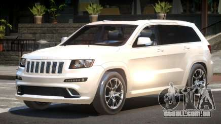 Jeep Grand Cherokee Edit para GTA 4