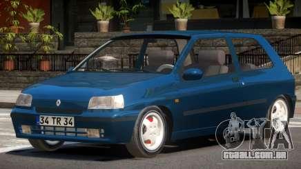 Renault Clio Stock para GTA 4