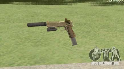 Heavy Pistol GTA V (Army) Full Attachments para GTA San Andreas