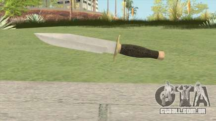Knife (RE 3 Remake) para GTA San Andreas