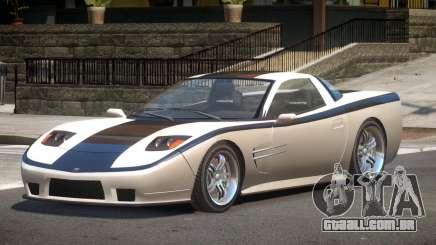 Invetero Coquette TDI para GTA 4