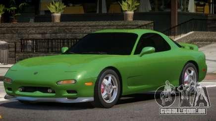 Mazda RX7 ST para GTA 4