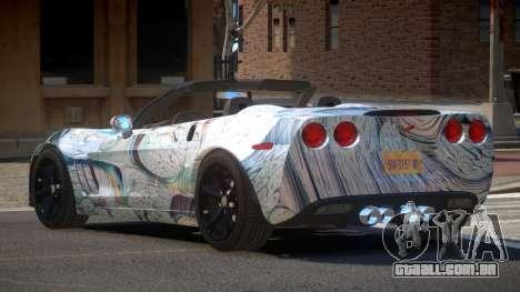 Chevrolet Corvette SR PJ7 para GTA 4