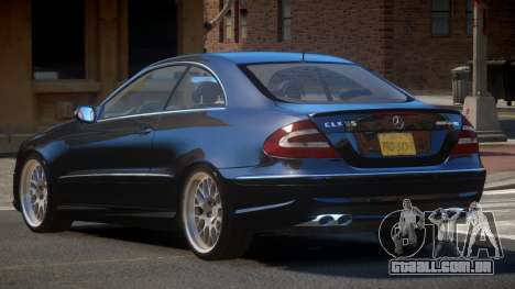 Mercedes Benz CLK 55 V2.1 para GTA 4