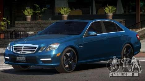 Mercedes Benz E63 SR para GTA 4