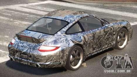 Porsche 911 LS PJ6 para GTA 4