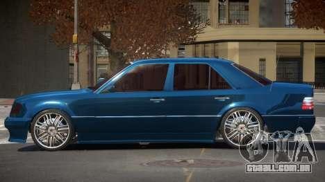 Mercedes Benz E500 VIP para GTA 4