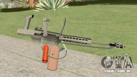 Flame Thrower (HD) para GTA San Andreas