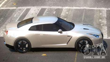 Nissan GTR R35 L-Tuned para GTA 4