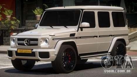 Mercedes Benz B65 V1.0 para GTA 4
