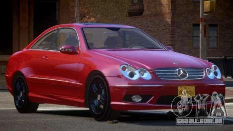 Mercedes Benz CLK 55 V1.2 para GTA 4