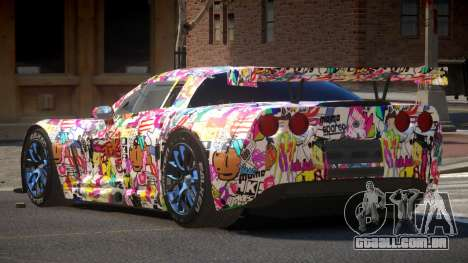 Chevrolet Corvette RS Tuning PJ3 para GTA 4