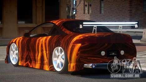 Mitsubishi Eclipse SR PJ1 para GTA 4