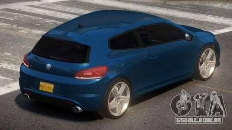 Volkswagen Scirocco SR para GTA 4