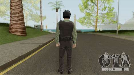 Trevor Philips (Maze Bank Heist) para GTA San Andreas